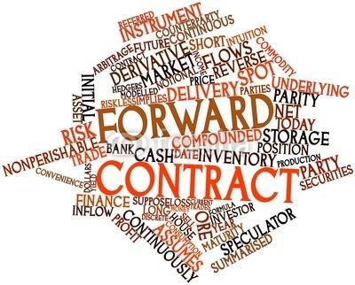 Форвардный контракт на нумизматическом рынке