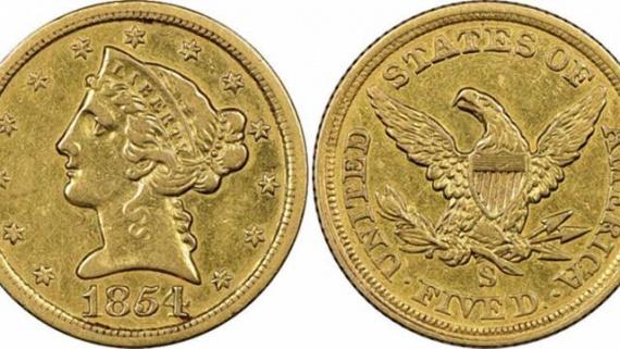 фото: Numismatic Guaranty Corporation